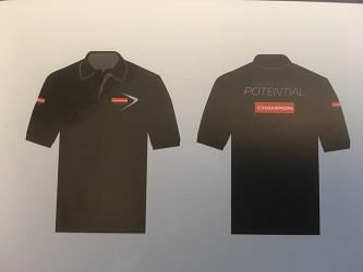 CHAMPION PIKETRÖJA RACING-S