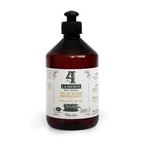 Antibakteriell hånddesinfeksjon 70% alkohol 500 ml