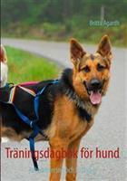 Träningsdagbok för hund
