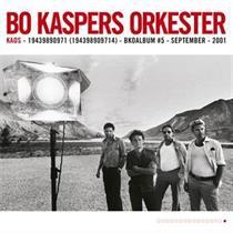 Bo Kaspers Orkester-Kaos(LTD Red)