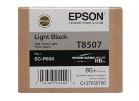 EPSON Light Black 80 ml SC-P800