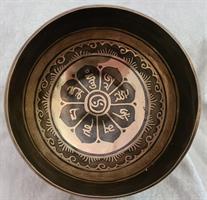 Klangskål Gravyr 13,5cm