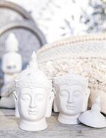 Buddha med lock som man har till doftolja från Maj