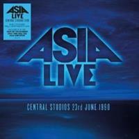 ASIA-LIVE  Central Studios June 1990(LTD)