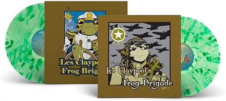 COLONEL LES CLAYPOOL'S FEARLESS FLYING FROG..(LTD)