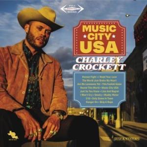 CHARLEY CROCKETT -Music City USA (LTD Signert)