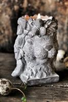 Majas Ms floral Bunny kanin ljushållare