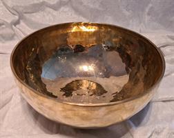 Blank klangskål 25,5cm