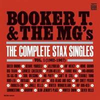 BOOKER T & MG'S Complete Stax Singles (LTD)