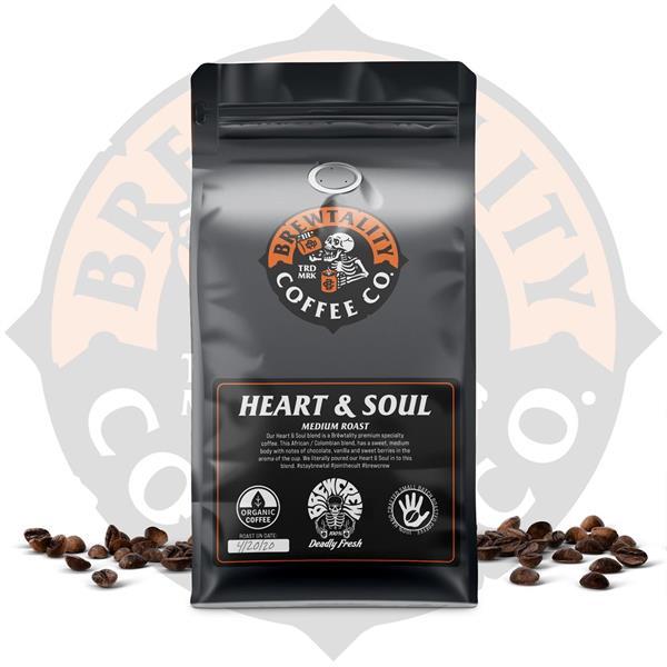 Hearth & Soul Whole Bean 340g