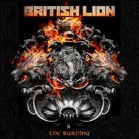 BRITISH LION(Steve Harris(Iron Maiden)-Burning