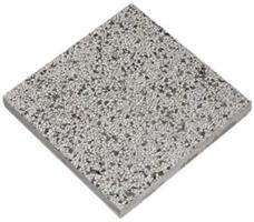 Mosaiken Frilagda Plattor 400x400x50mm VitSvart