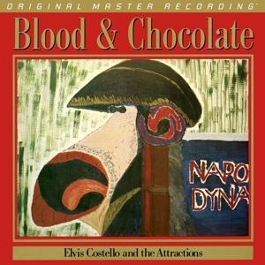 Elvis Costello And The Attractions –Blood & Chocolate(MOFI)