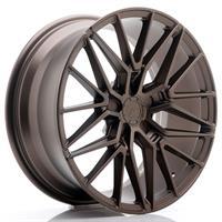 JR Wheels JR38 20x10 ET20-45 5H BLANK Bronze