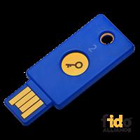 FIDO U2F Security Key