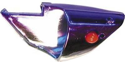 Anchovy Special Rigged Chrome Purple Black