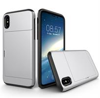 Defender Cover m/kort-skuff for iPhone Xs / X
