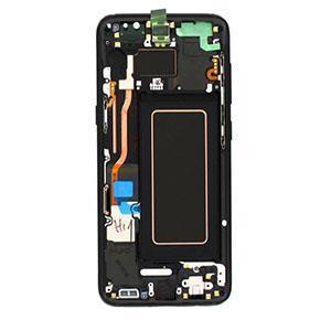 Samsung Galaxy S8 Skjerm - Sort