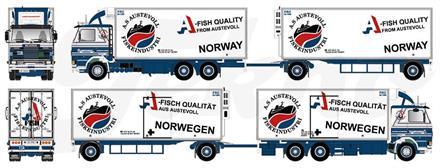 Scania R142 Langtransport (NO) (FB)