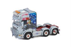Scania R 6x2/4 'Top Gun' Decker Transporte
