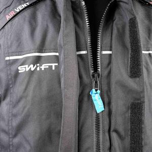 Swift S1 Textile Road Jacket, Size XS