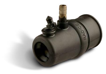 Propelleraxeltätning för axel Ø 25 mm och stävrör Ø 39 mm