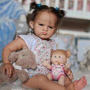 Toddler Grace Reborn Kit av Ping Lau