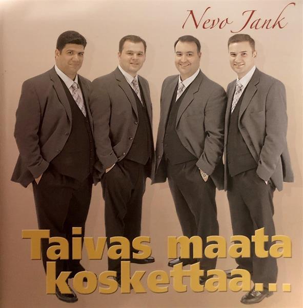 NEVO JANK - TAIVAS MAATA KOSKETTAA CD