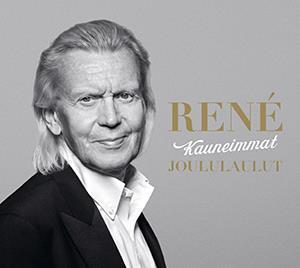 RENE - KAUNEIMMAT JOULULAULUT CD