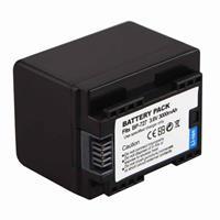 Canon BP-727 Erstatnings batteri