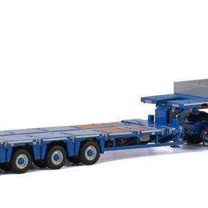 WSI Scania NG R HL 6x4 Nordic Crane med lowloader