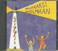 MAJAKAKSI MAAILMAAN - JIPPII CD