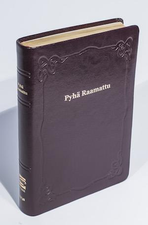 RAAMATTU 33/38 JOHDANNOIN, ISOKOKO, ISOTEKSTI, VIININPUNAINEN R45