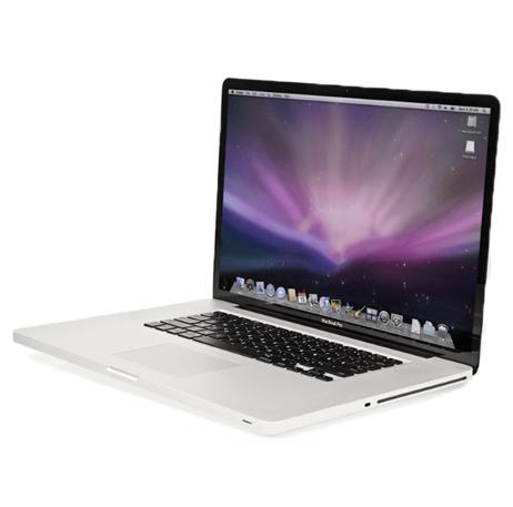 MacBook Pro 17″ A1297 Skjerm Bytte