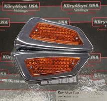 Küryakyn Light kit for front fender trim-  GL1500