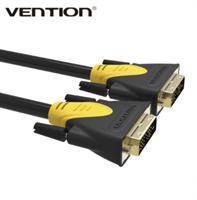 DVI til DVI (24+1) Pin Kabel 1m