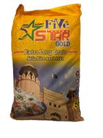 5 Star Gold Sela Basmati Rice 4x5kg