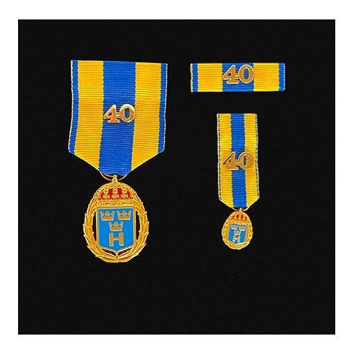 Medaljset (HvTjgGM40), stort