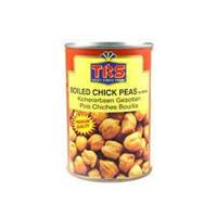 Trs Boiled Chick Peas 12x400g