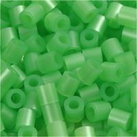 PHP Perler, Lys grønn perlemor 1100stk (22)