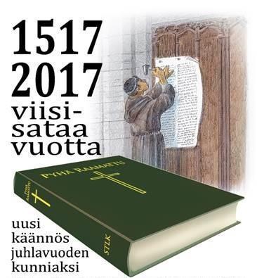 STLK PYHÄ RAAMATTU