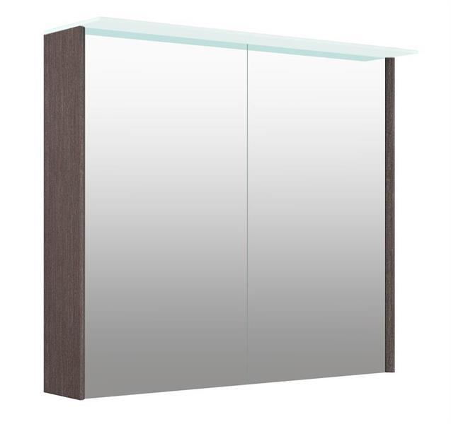 Spegelskåp Natura Vetro 80 cm