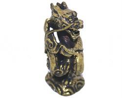 Brons - Miniatyr drake III (2 pack)
