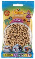 Hama perler Midi, Tan 207-75 1000stk