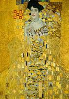 Puslespill Klimt, Adele Bloch-Bauer 1, 1000 brikker