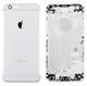 iPhone 6 Bakramme - Sølv