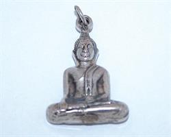 Halsband - Brons Buddha (4 pack)