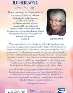 ILO HERRASSA - SINUN VOIMASI - SIRPA HILPINEN