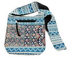 Väska - Boho turkos (4 pack)