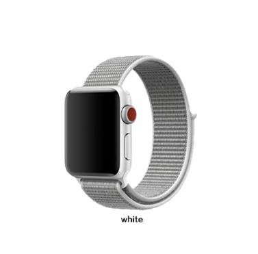 Apple Watch Sport Loop 42 mm - Hvit